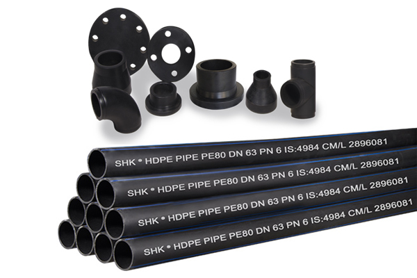 PPR – 3 layer pipes and fittings - Triple Layer, PPR pipe